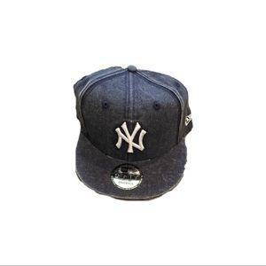 New York Yankees Rugged New Era Snapback Hat Cap